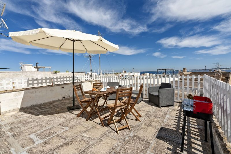 Terrasse Location Appartement 116172 Gallipoli