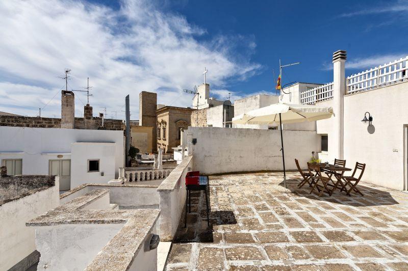 Terrasse Location Appartement 116172 Gallipoli