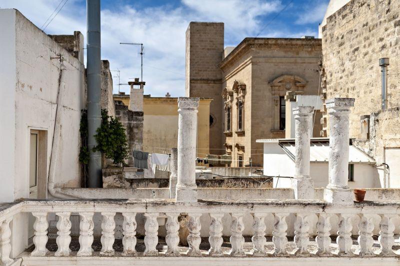 Vue depuis la location Location Appartement 116172 Gallipoli