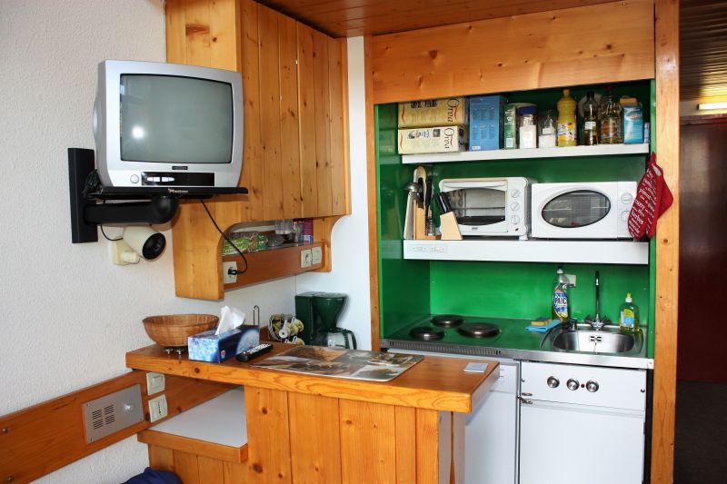 Coin cuisine Location Appartement 117125 Bourg saint Maurice
