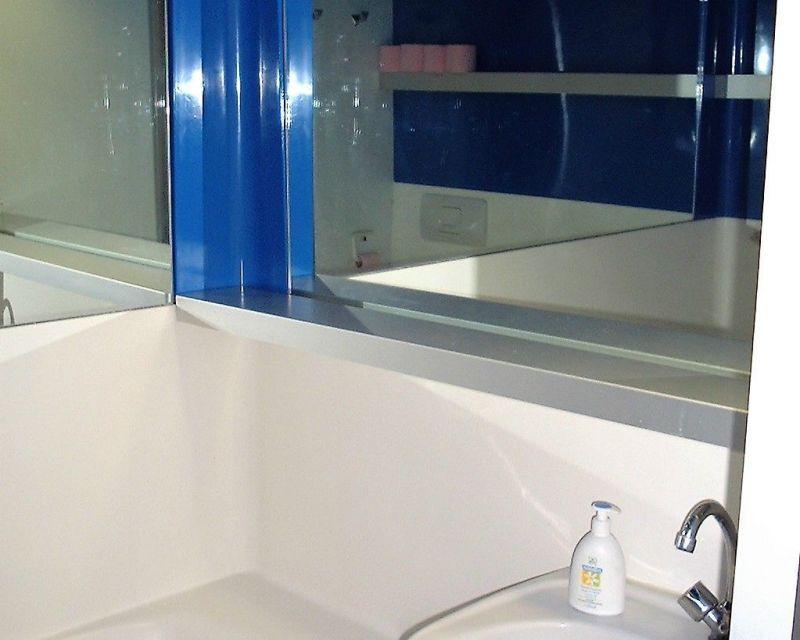 salle de bain Location Appartement 117125 Bourg saint Maurice