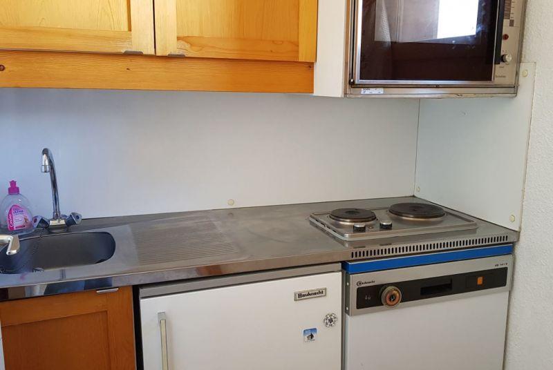 Cuisine indépendante Location Studio 117463 Valmorel