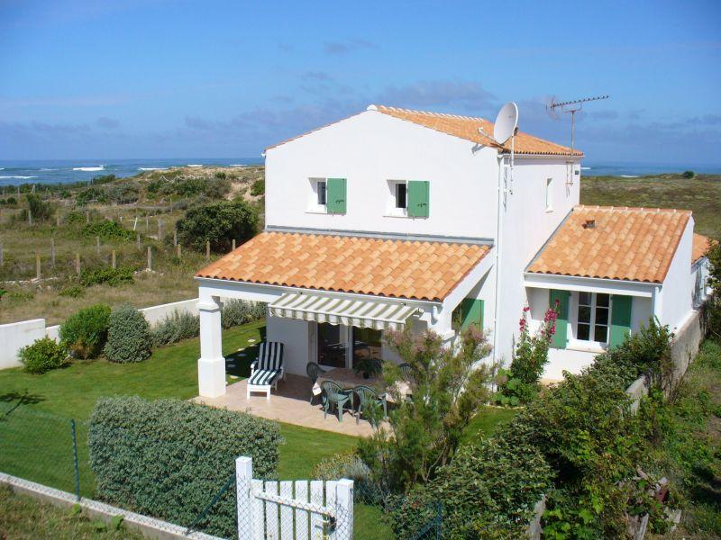 Vue extérieure de la location Location Maison 117753 Saint Georges d'Oléron