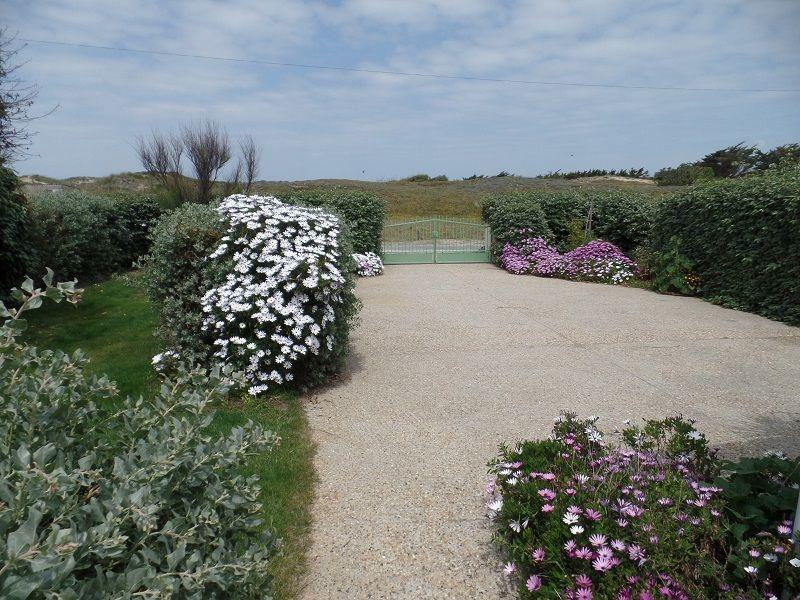 Jardin Location Maison 117753 Saint Georges d'Oléron