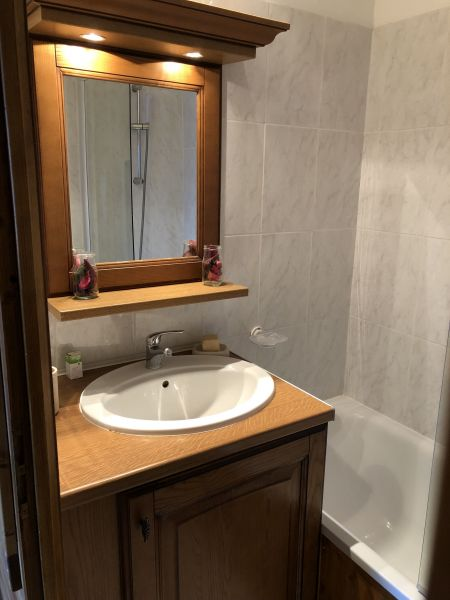 salle de bain Location Appartement 118170 Orcières Merlette