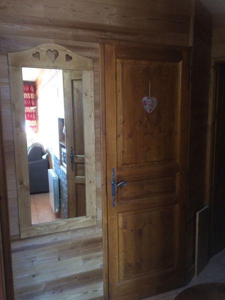Couloir Location Appartement 118170 Orcières Merlette
