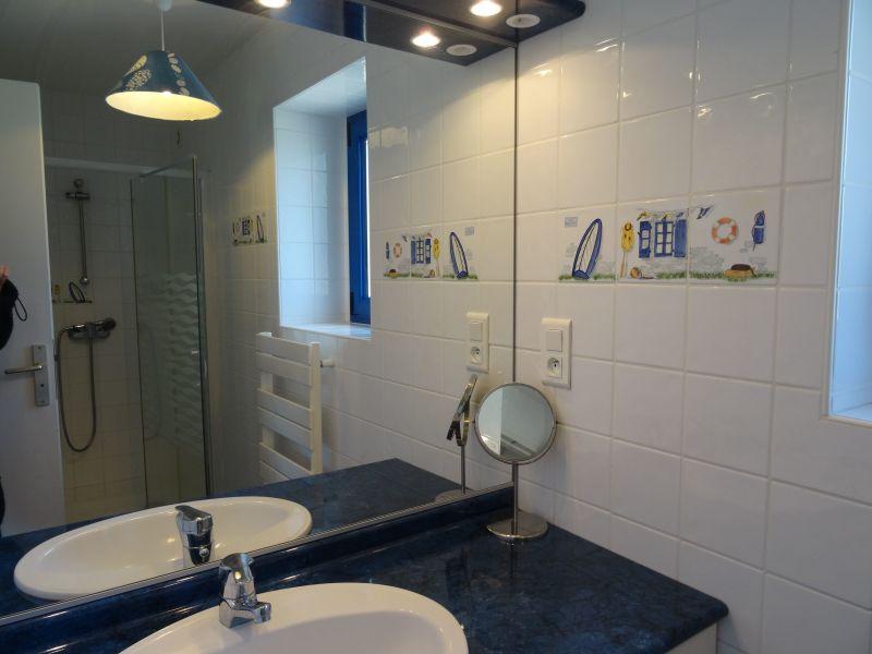 salle de bain Location Gite 118277 Fouesnant