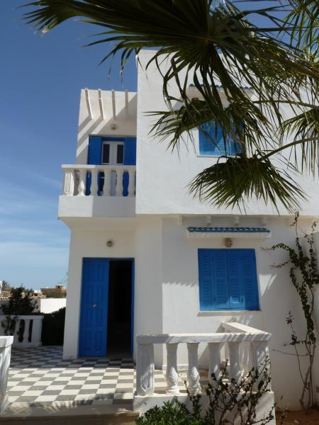 Entrée Location Maison 68407 Djerba