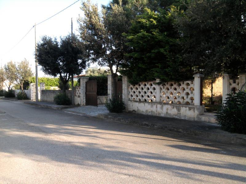 Vue extérieure de la location Location Appartement 68489 Ostuni
