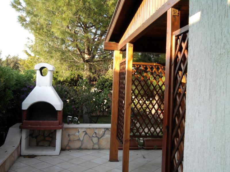 Cuisine d'été Location Appartement 68489 Ostuni