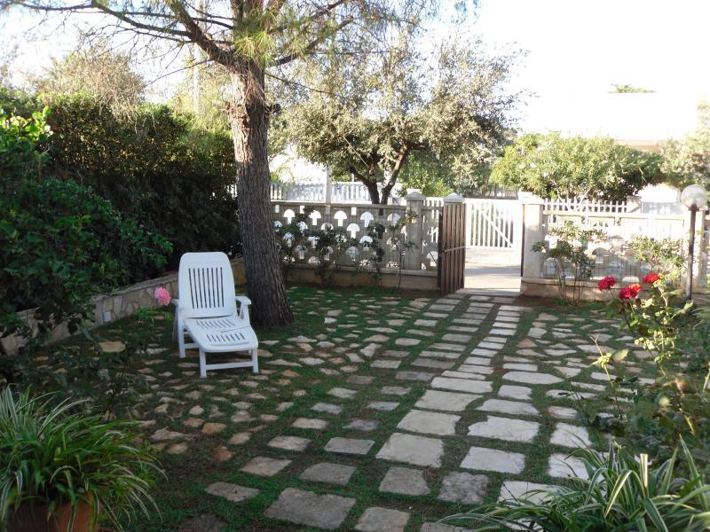 Jardin Location Appartement 68489 Ostuni