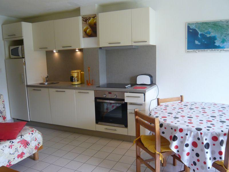 Coin cuisine Location Appartement 68871 Quiberon