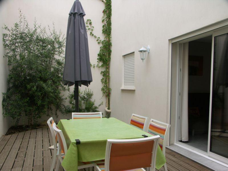 Vue de la terrasse Location Appartement 69807 Le Grau du Roi