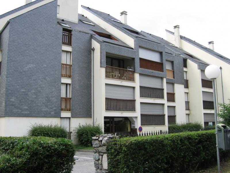 Vue extérieure de la location Location Appartement 72151 Saint Lary Soulan