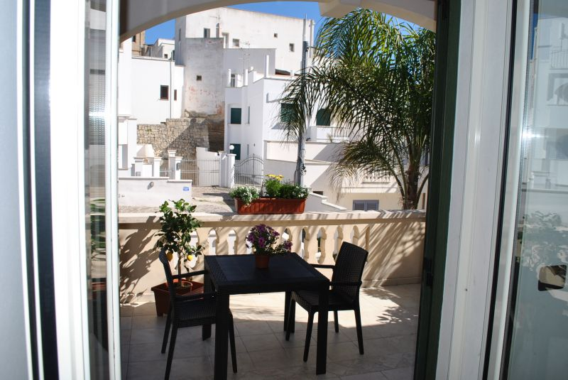 Vue du balcon Location Appartement 72290 Santa Maria di Leuca