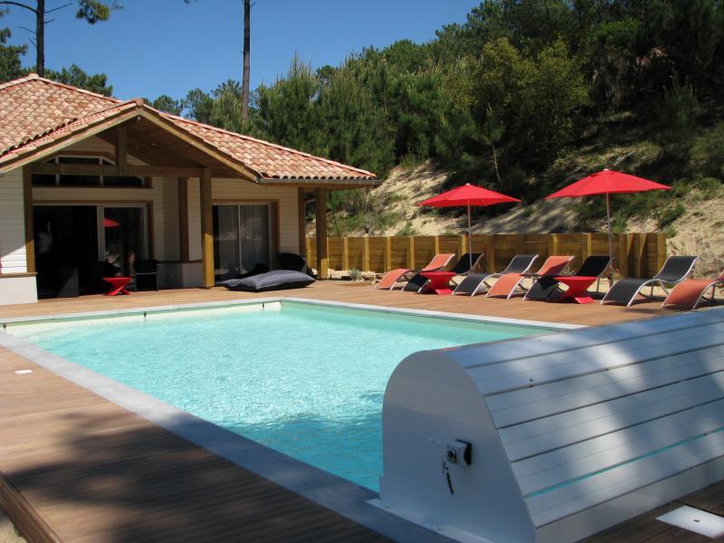 Piscine Location Villa 72739 Moliets