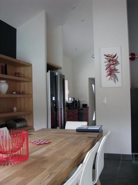 Salle à manger Location Villa 72739 Moliets