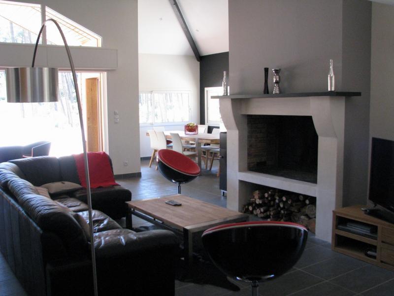 Salon Location Villa 72739 Moliets