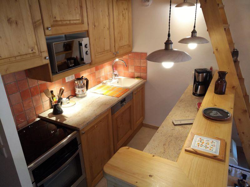 Cuisine américaine Location Appartement 73566 Méribel