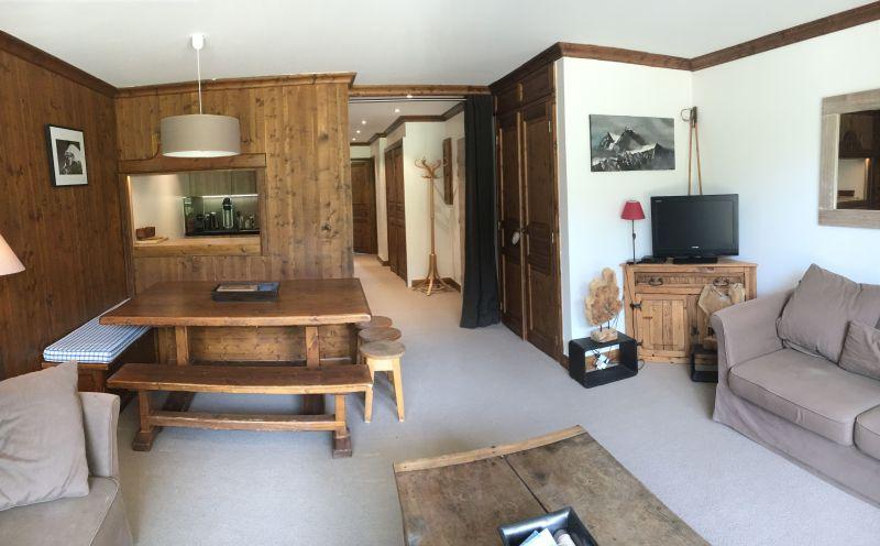 Séjour Location Appartement 73734 Courchevel