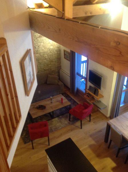 Séjour Location Appartement 74411 Valloire