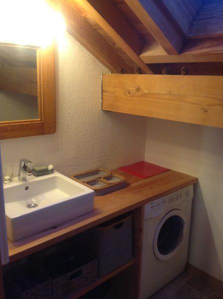 salle de bain Location Appartement 74411 Valloire