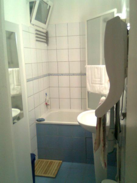 salle de bain Location Appartement 76397 Pornic