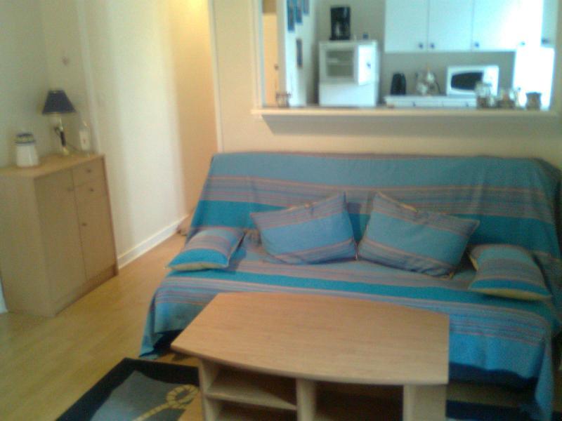 Séjour Location Appartement 76397 Pornic