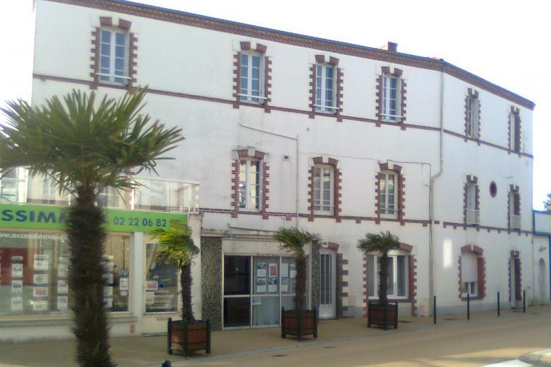 Vue extérieure de la location Location Appartement 76397 Pornic