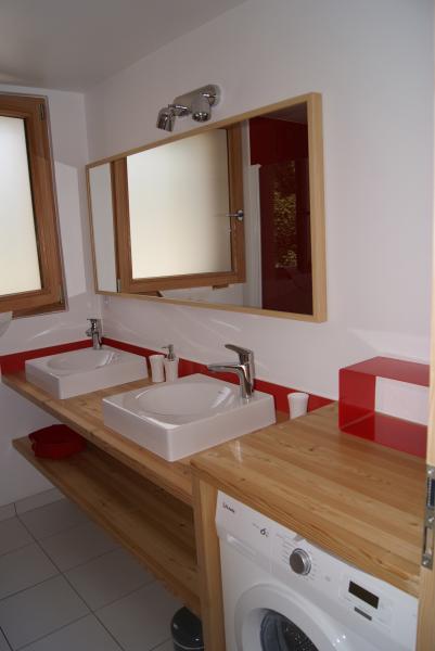 Salle d'eau Location Appartement 76576 Valmorel