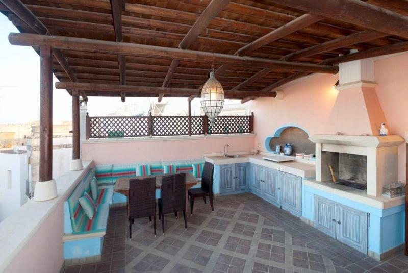 Terrasse 3 Location Appartement 77231 Otranto
