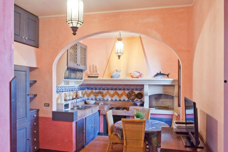 Cuisine indépendante Location Appartement 77231 Otranto
