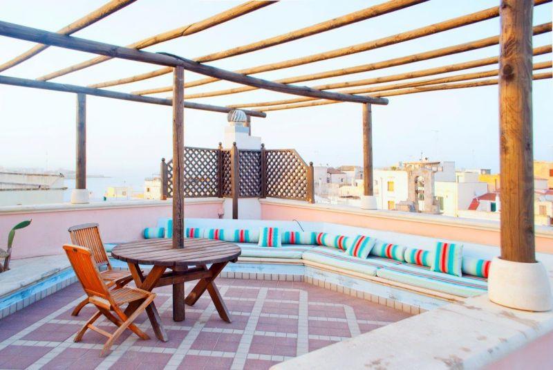 Terrasse 2 Location Appartement 77231 Otranto