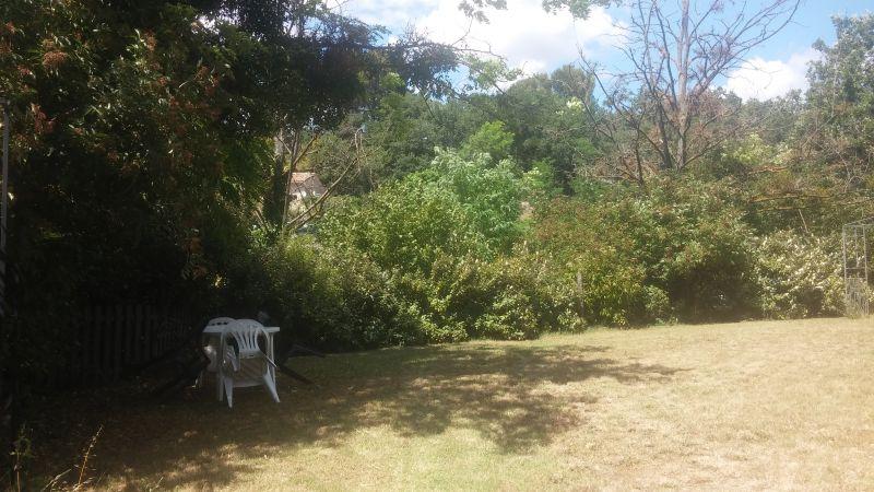 Jardin Location Villa 85235 Vaison la Romaine