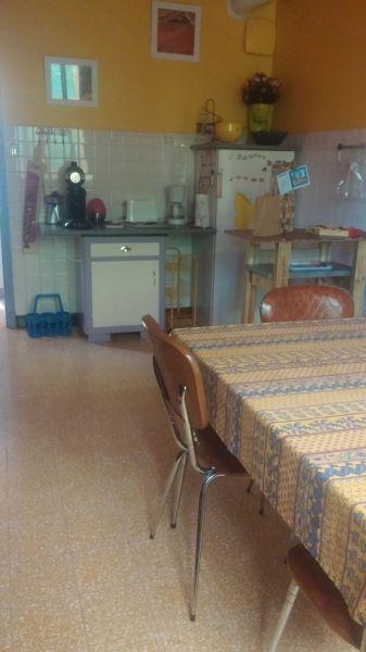 Salle à manger Location Villa 85235 Vaison la Romaine