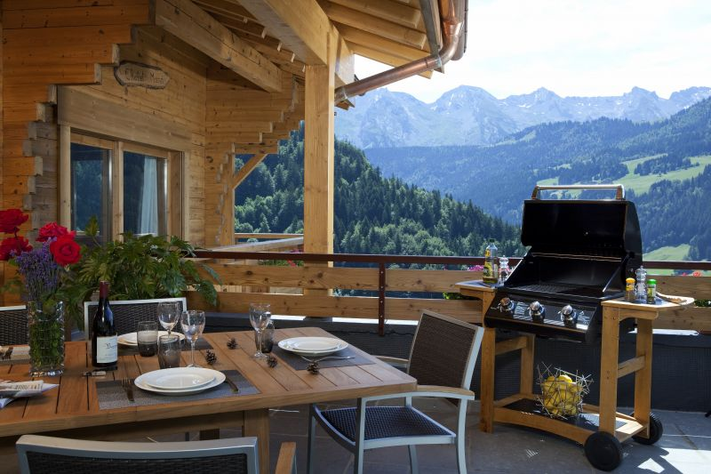 Terrasse Location Chalet 86535 Le Grand Bornand
