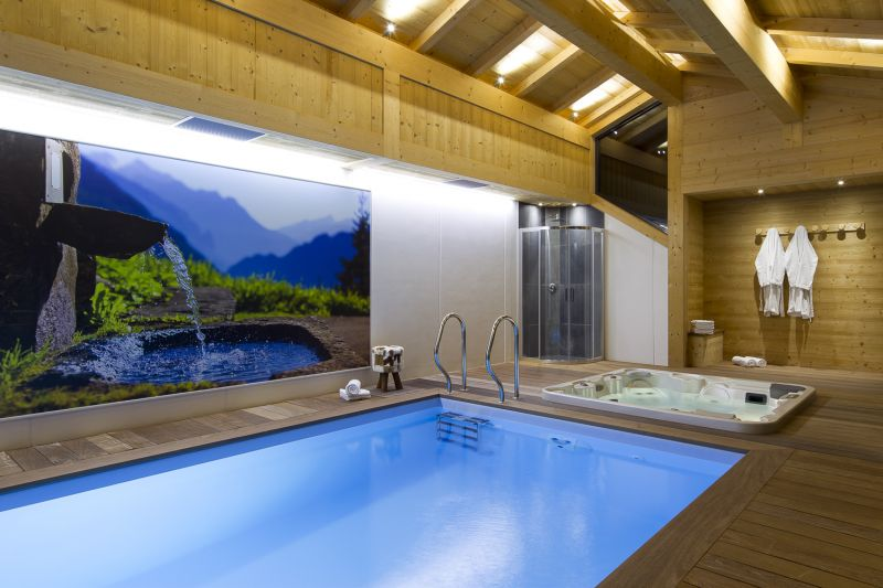 Piscine Location Chalet 86535 Le Grand Bornand