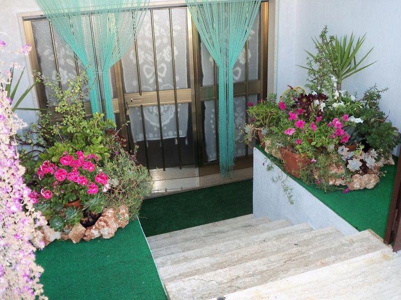 Entrée Location Appartement 86954 Pescoluse