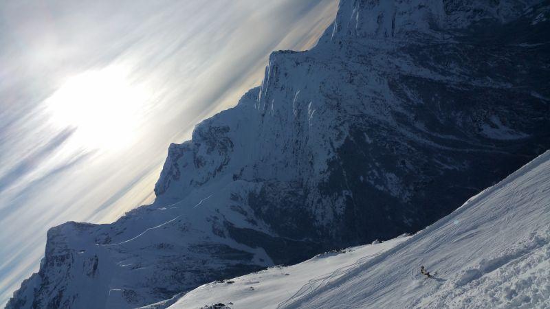 Vue autre Location Studio 88307 Les 2 Alpes