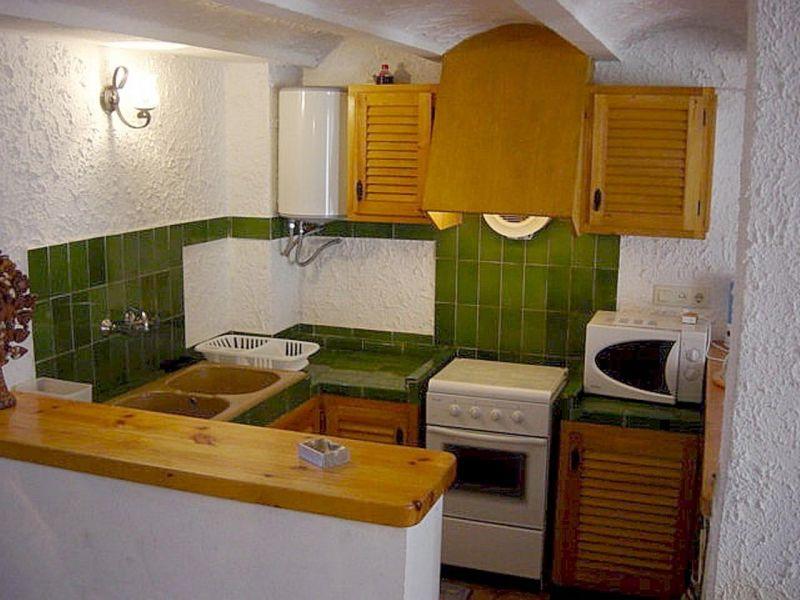 Cuisine américaine Location Appartement 88803 Llança