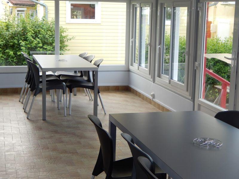 Salle à manger Location Maison 90958 Quend