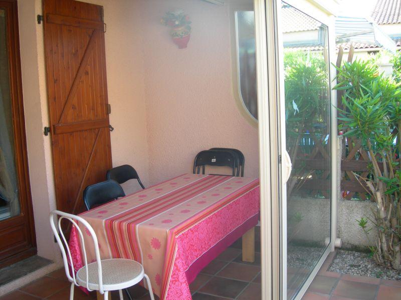 Veranda Location Villa 91911 Vias Plage