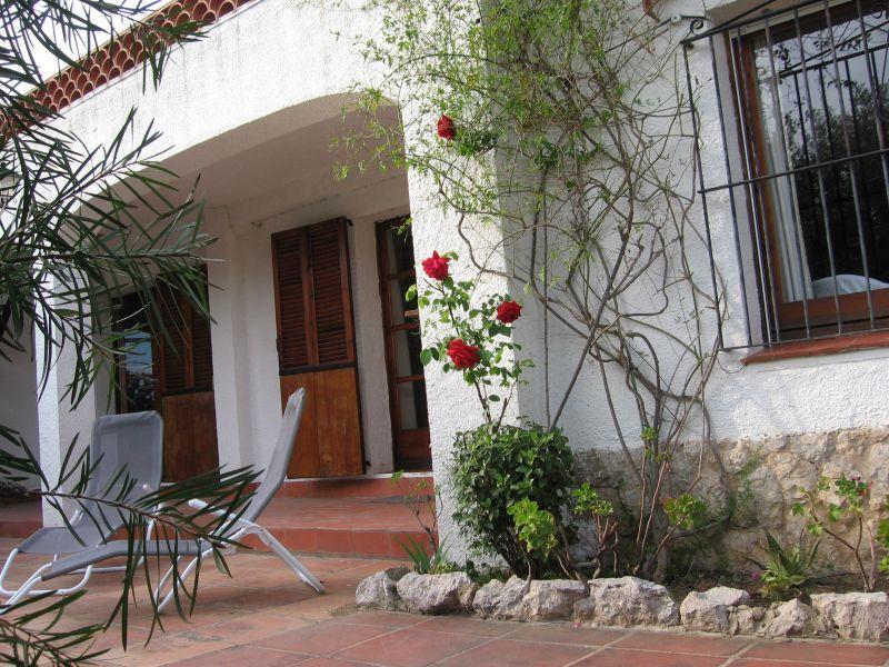 Vue de la terrasse Location Villa 92322 Rosas
