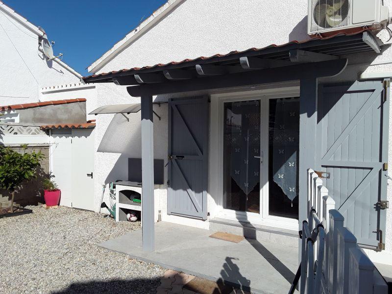 Entrée Location Villa 92737 Rosas