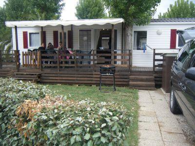Location Mobil-home 95133 Vias Plage