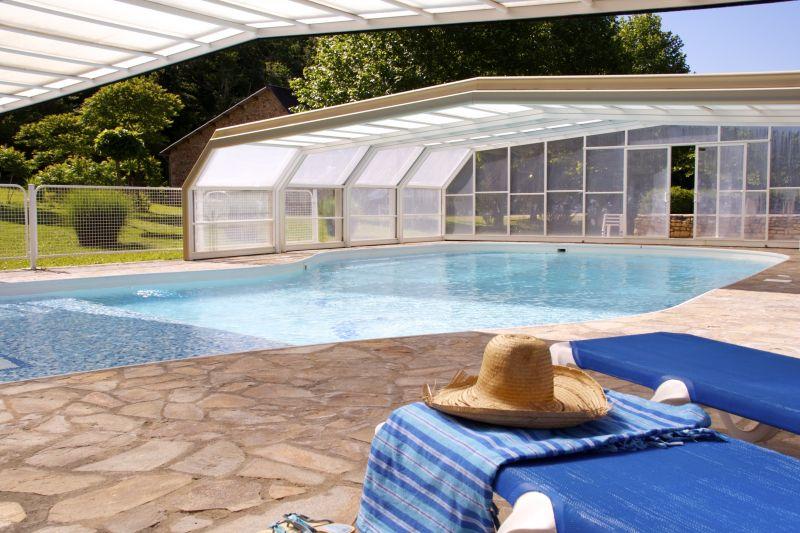 Piscine Location Villa 100400 Sarlat