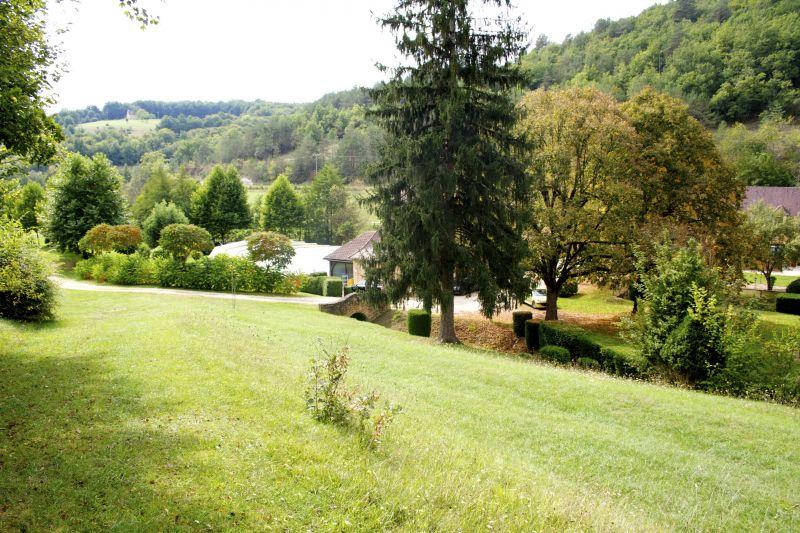 Jardin Location Villa 100400 Sarlat