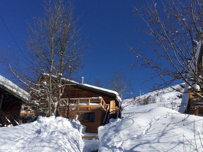 Vue extérieure de la location Location Chalet 100569 Alpe d'Huez