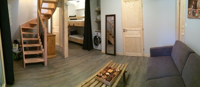 Salon Location Chalet 100569 Alpe d'Huez