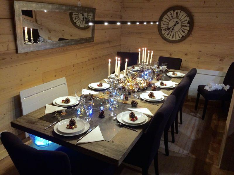 Salle à manger Location Chalet 100569 Alpe d'Huez